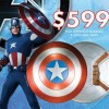 Pre-Order Alert: eFX Collectibles Captain America Shield Replica