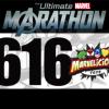 Keep Arnie awake at The Ultimate Marvel Marathon!