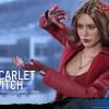 Pre-Order Alert: Hot Toys Scarlet Witch MMS – Civil War Version
