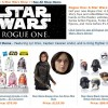 Go Rogue! Order Your Star Wars Rogue One Toys Online Now!