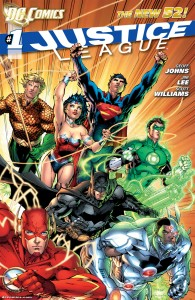 Justice League of America Issue 01 - 2011