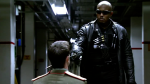 Sticky Fingaz as Blade