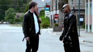 Blade and Collins