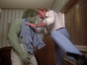 A Child In Need - Hulk Smacks Jack Back