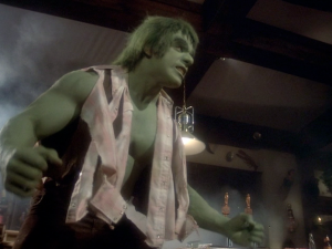 The Waterfront Story - Incredible Hulk
