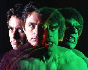 Banner to Hulk Transition