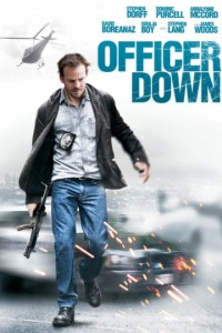 Cover for DVD movie Officer Down