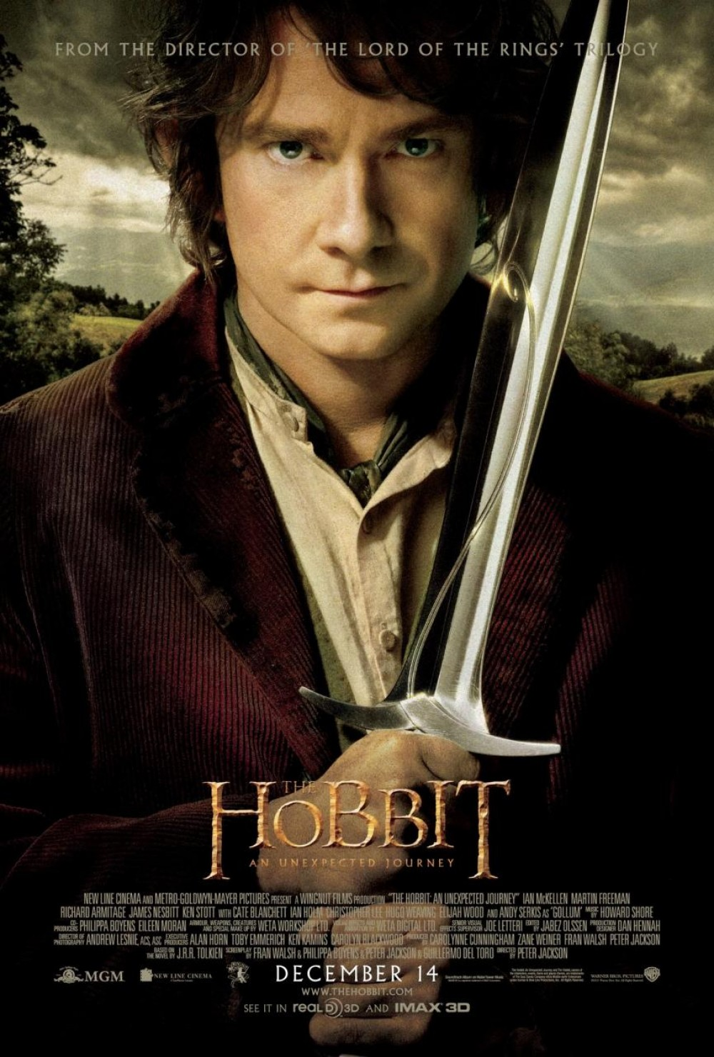 Movie review the hobbit an unexpected journey
