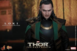 Loki Thor Dark World Hot Toys Landscape