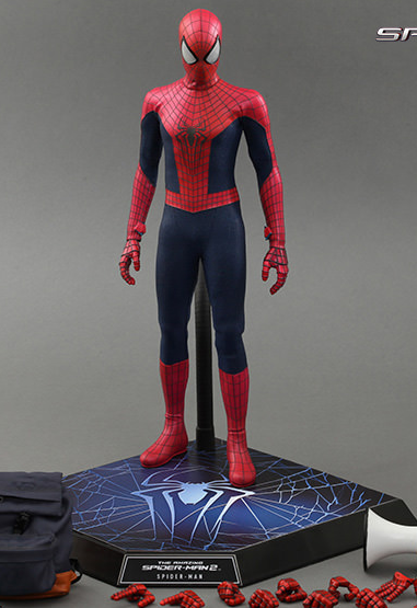 Exclusive Base for Hot Toys Amazing Spider-Man 2