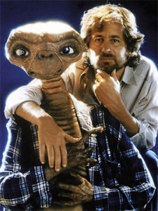 Spielberg and ET