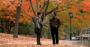 The colors captured in When Harry Met Sally romanticize New York City as only film can.