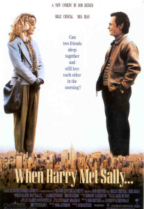 harry sally poster