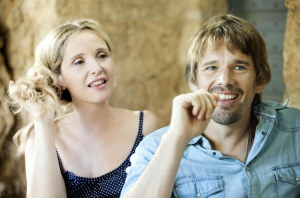 Hawke and Delpy, now in their 40s.
