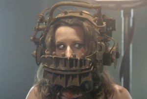 Shawnee Smith's character Amanda escaped this trap to appear in five more Saw films.