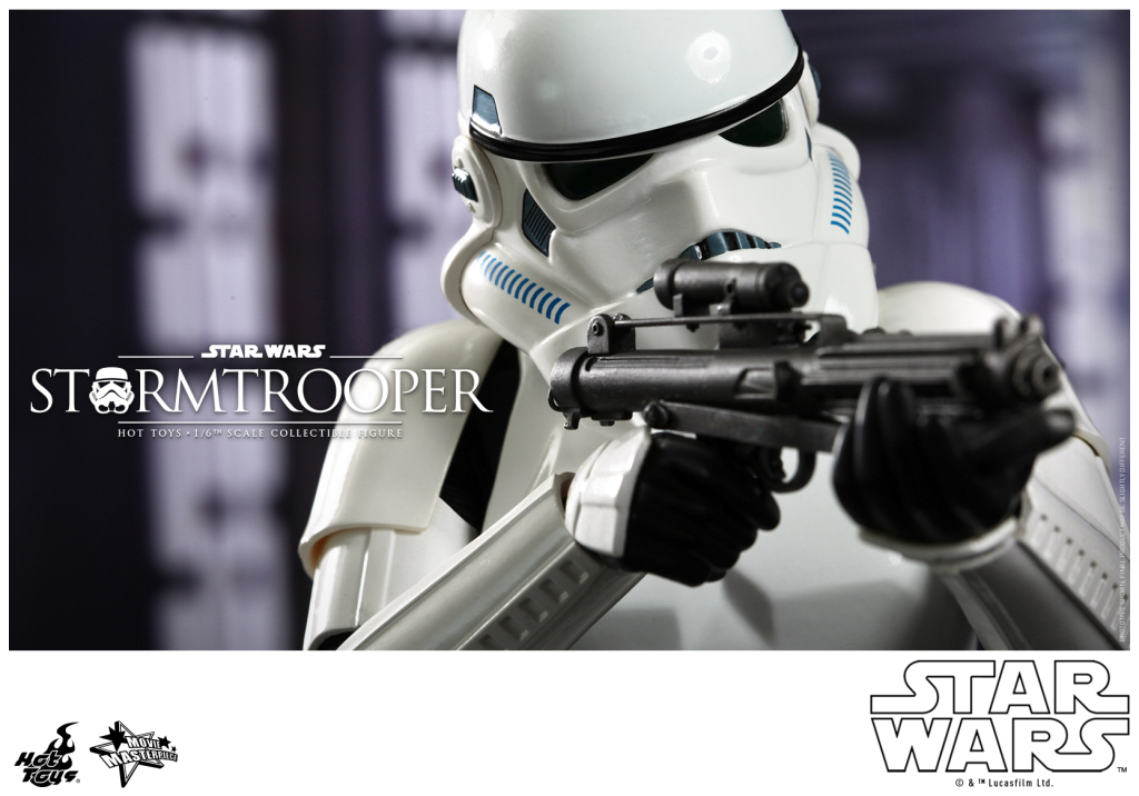 Hot Toys - Star Wars Episode IV A New Hope - Stormtrooper Collectible Figure_PR12