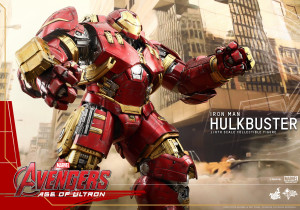 Hot Toys - Avengers - Age of Ultron - Hulkbuster Collectible Figure_PR7