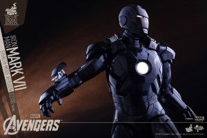 Hot Toys - Avengers - Mark VII (Stealth Mode Version) Collectible Figure_PR14