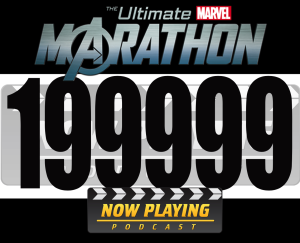 Print your Now Playing Podcast marathon racing bib!