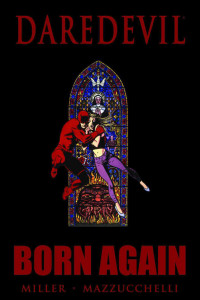 Marvel Comics Daredevil_Born Again