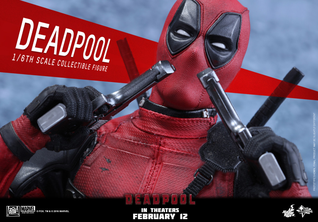 Hot Toys - Deadpool - Deadpool Collectible Figure_PR17