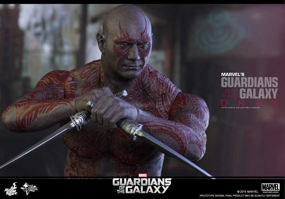 Hot Toys - GOTG - Drax Collectible Figure_PR11