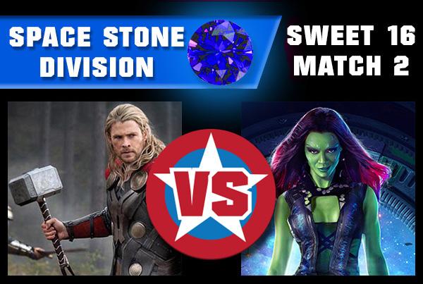 R2M2 - Gamora vs Thor