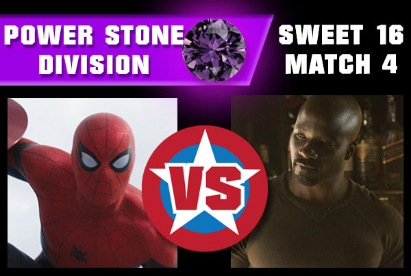 R2M4 - Spider-Man vs Luke Cage