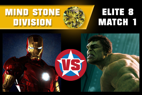 R3M1 - Iron Man vs Hulk