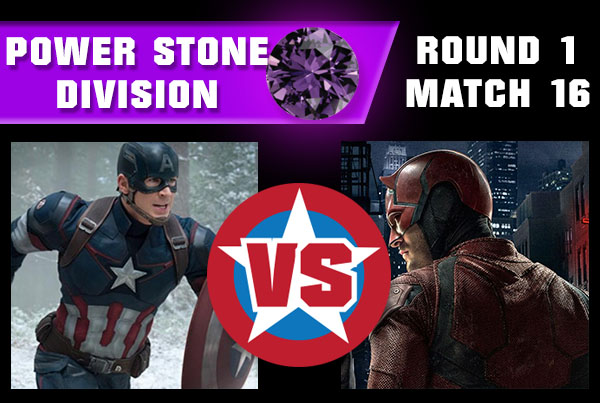 SpaceStoneR1M16 - Capt America vs Daredevil