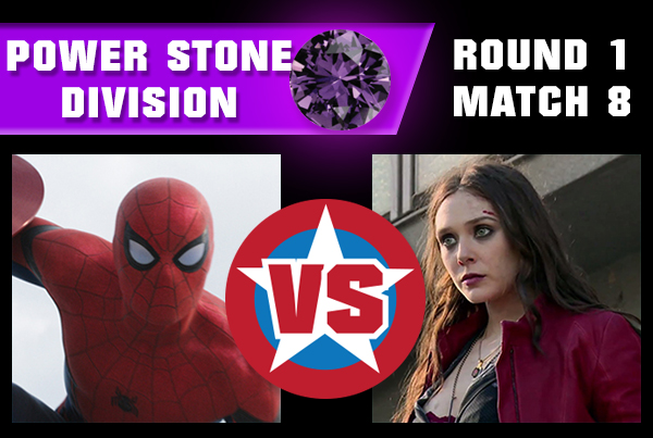 SpaceStoneR1M8 - Spider-Man vs Scarlet Witch