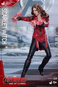 Hot Toys - AAOU - Scarlet Witch (New Avengers Version) Collectible Figure_PR4