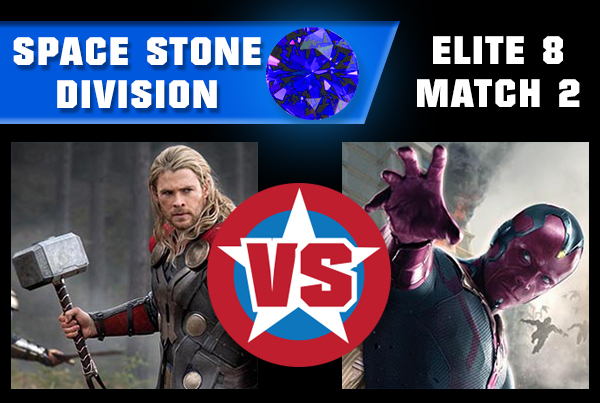 R3M2 - Vision vs Thor