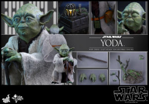 Hot Toys - Star Wars EpV - Yoda Collectible Figure_PR13
