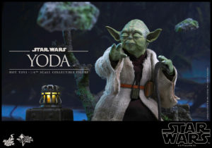 Hot Toys - Star Wars EpV - Yoda Collectible Figure_PR8