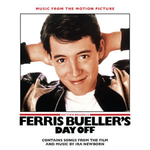 Now Playing Podcast reviews the 30th anniversary edition soundtrack to Ferris Bueller's Day Off