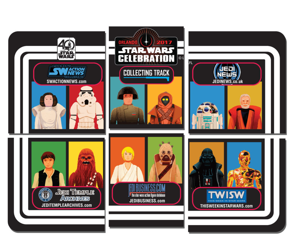 Star Wars Collecting Sites Join Forces for Star Wars Celebration