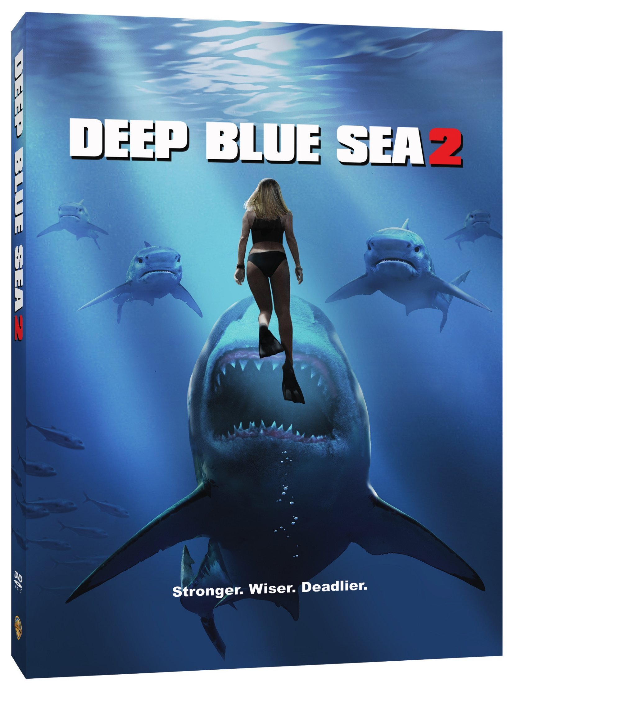 Get Your Shark-Fin Hat Ready — DEEP BLUE SEA 2 is coming
