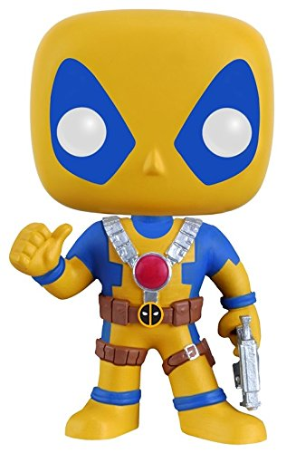 Deadpool And Agent Carter Exclusive Funko Pops Up For Pre Order
